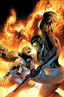 Ultimate Fantastic Four #28 Review