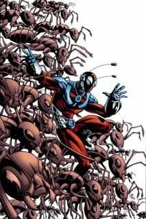 Marvel Comics' New Ant-Man