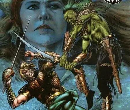 DC Comics Aquaman #41 Review