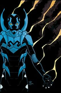 Comic Book Review: Blue Beetle #1