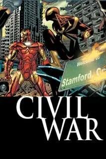 Civil War: Amazing Spider-Man #532