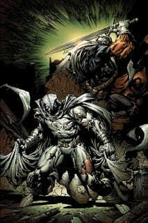 Comic Book Review: Moon Knight #5