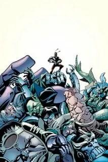 Comic Book Review: Ant-Man #1