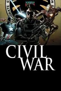 Comic Book Review: Captain America #23: Civil War