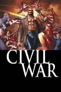 Comic Book Review: Fantastic Four #540: Civil War