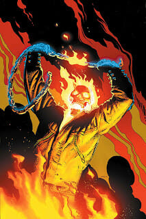 Comic Book Review: Ghost Rider #6