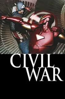 Comic Book Review: Iron Man #14: Civil War