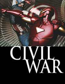 Comic Book Review: Iron Man #14: Civil War - Comic Book Revolution