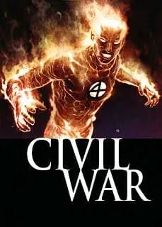 Comic Book Review: Fantastic Four #542: Civil War
