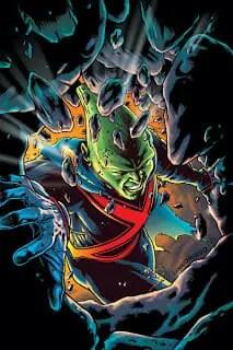 Comic Book Review: Martian Manhunter #7