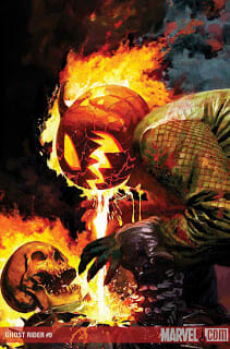 Comic Book Review: Ghost Rider #9
