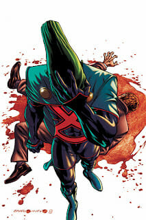 Comic Book Review: Martian Manhunter #8
