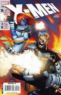 X-Men #196 Review