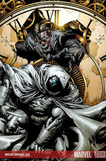 Comic Book Review: Moon Knight #10