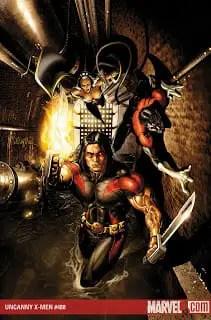 Uncanny X-Men #488 Review