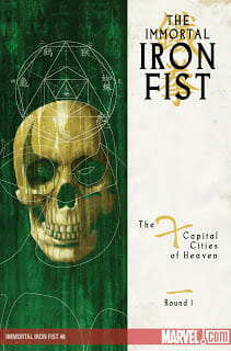 Comic Book Review: Immortal Iron Fist #8