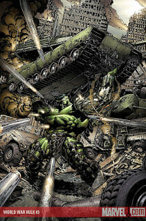 Comic Book Review: World War Hulk #3