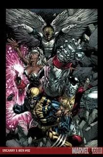 Messiah Complex: Uncanny X-Men #492 Review