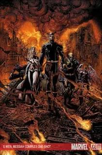 Messiah Complex: X-Men One Shot Review