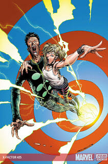 Comic Book Review: X-Factor #25: Messiah Complex