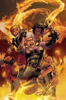 Comic Book Review: Countdown to Final Crisis #10