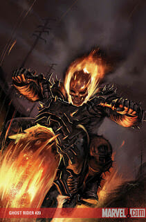Comic Book Review: Ghost Rider #20