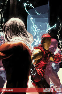 Weekly Awards For The Comic Books From February 20, 2008