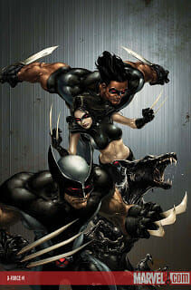 Comic Book Review: X-Force #1