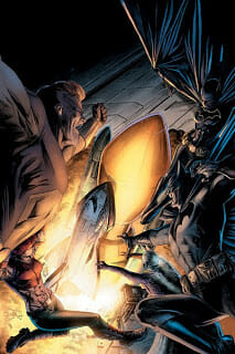 Batman and the Outsiders #5 Review