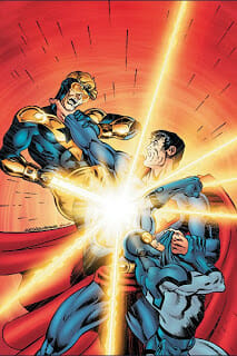 Comic Book Review: Booster Gold #8