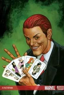 Comic Book Review: X-Factor #30