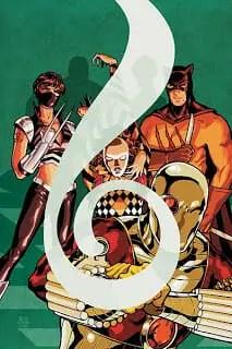 New Comic Books For September 4, 2008