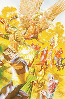 Comic Book Review: Justice Society of America #19