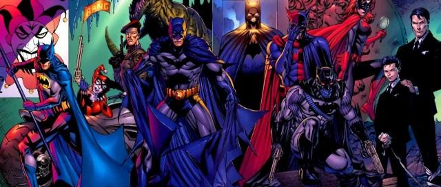 Batman Battle for the Cowl