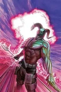 New Comic Books For November 19, 2008