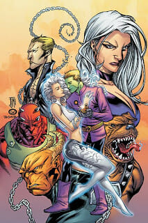 Weekly Awards For The Comic Books From October 28, 2008