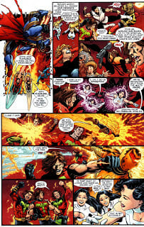 Final Crisis: Legion of Three Worlds #3 11
