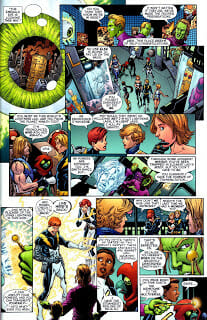 Final Crisis: Legion of Three Worlds #3 4