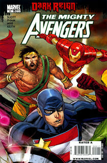 Mighty Avengers #22 Review