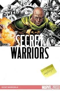 Secret Warriors #2 Review