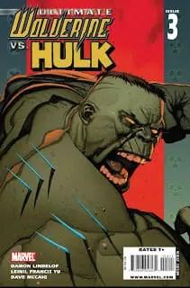 Ultimate Wolverine vs. Hulk #3 Review