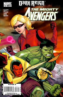 The Mighty Avengers #23 Review