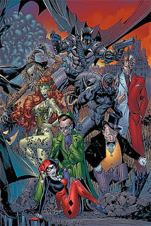 New Comic Books For May 20, 2009