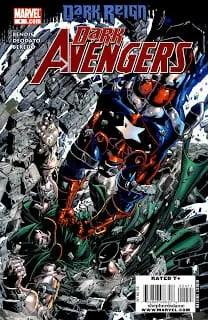 Dark Avengers #4 Review