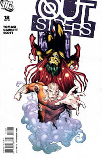 Outsiders #18 Review