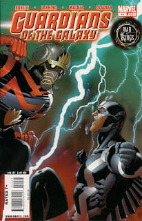 Comic Book Review: Guardians of the Galaxy #14