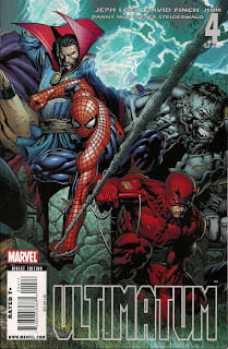 Comic Book Review: Ultimatum #4