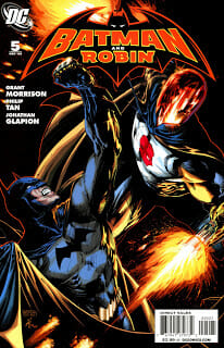 Batman and Robin #5 Review