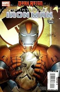 Comic Book Review: Invincible Iron Man #19