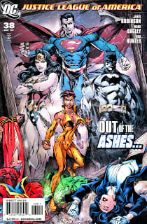 Justice League of America #38 Review